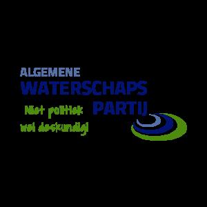 Logo Algemene Waterschapspartij