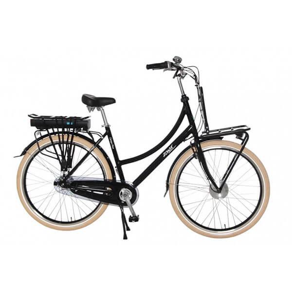 Elektrische Fiets - stapel op fietsen.nl
