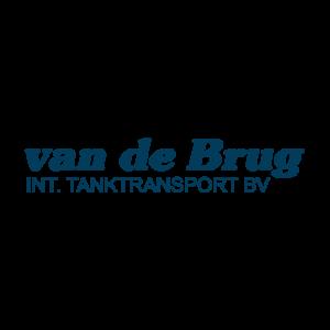 Logo Van de Brug Tanktransport