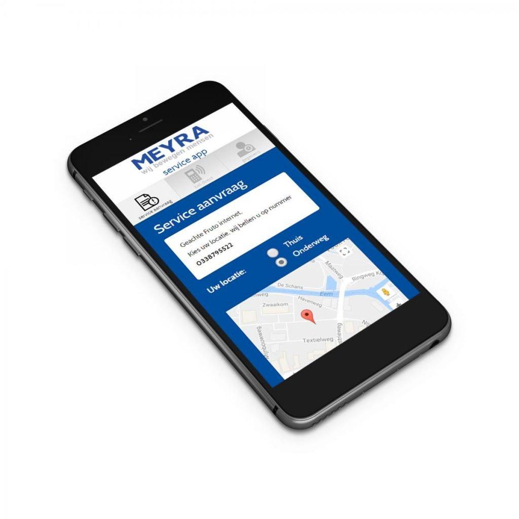 Meyra Service App