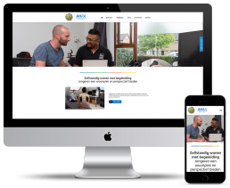 Ahra WordPress website