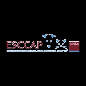 Logo Esccap Benelux