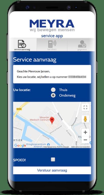 Meer diensten icon