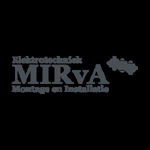 Logo MIRvA elektrotechniek, Montage & Installatie